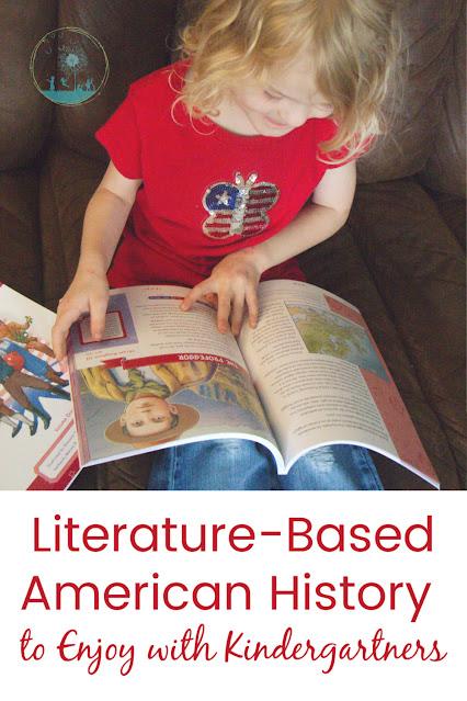 Enjoyable American History Curriculum for Kindergarten