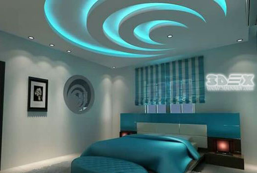 Latest false ceiling designs for bedrooms POP ceiling design ideas 2019