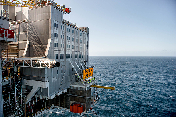 Equinor and partner Sleeper presents a plan for field electrification
