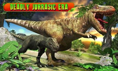Ultimate T-Rex Simulator 3D MOD APK 1.2 (Skill Points)