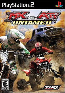 MX vs. ATV Untamed PS2 ISO