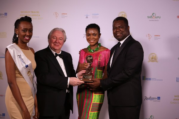 Villa Monticello Crowned Ghana's Leading Hotel At The 2017 World Travel Awards