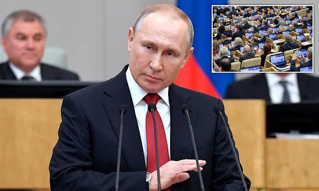 Putin menjanjikan Bonus total 10 miliar Ruble untuk Tenaga Medis Tangani Pasien Corona
