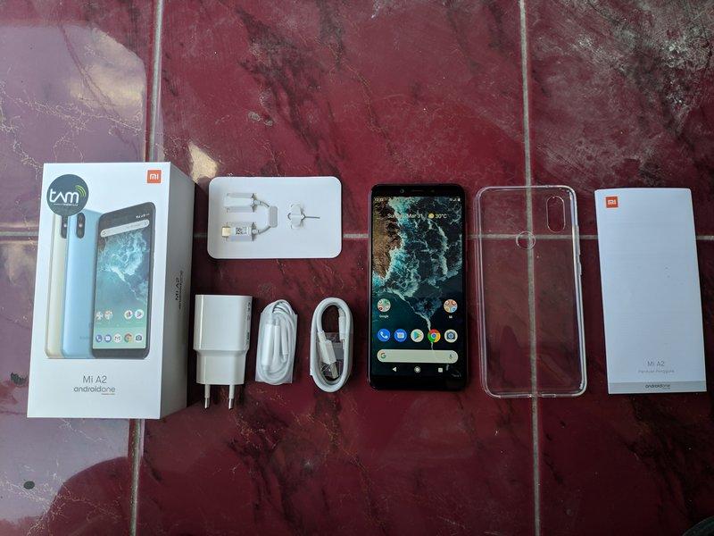 Paket Pembelian Xiaomi Mi A2