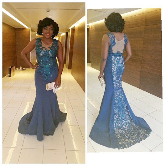 10 Looks We Love From the 2015 AMVCA Red Carpet