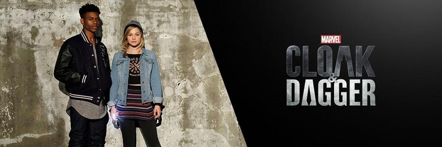 Manto e Adaga - Cloak e Dagger 1ª Temporada Torrent 2019 1080p 720p Full HD HD WEB-DL