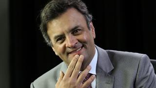 Senador Aécio Neves: líder da oposição