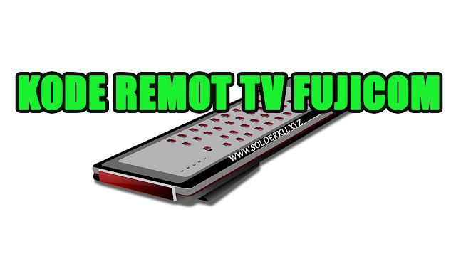 Kode Remot TV Fujicom