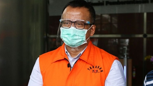 Korupsi Izin Lobster, Saksi Akui Disuruh Edhy Prabowo Kirim Uang ke Cewek Uzbekistan