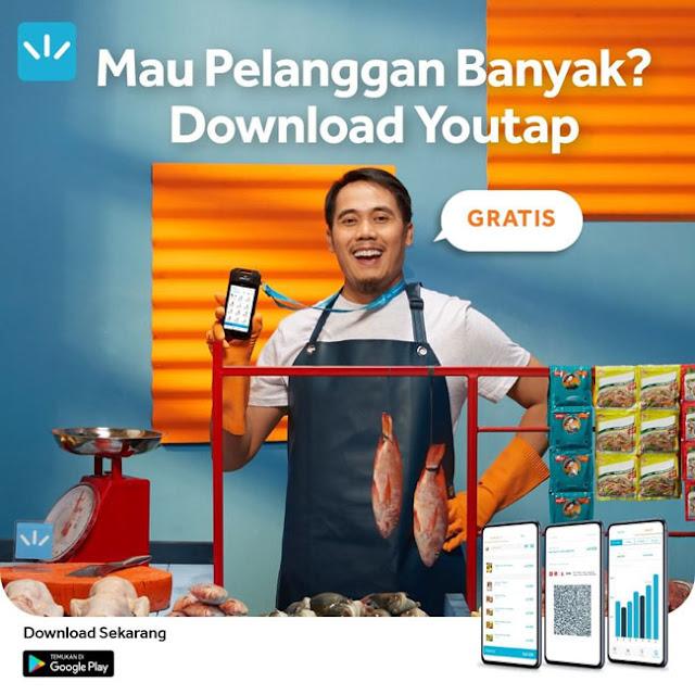 Fitur aplikasi kasir toko dari Youtap