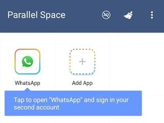 Cara Install Atau Membuat 2 Akun WhatsApp Di Dalam 1 Hp Android