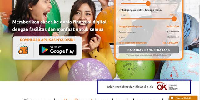 Jangan Terjebak Ke Renternir, Periksa Ciri-Ciri Pinjaman Online Yang Aman!
