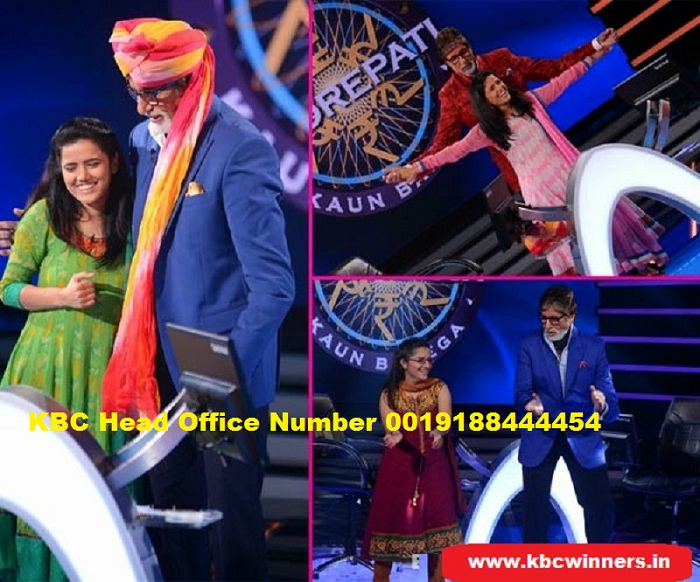Airtel KBC Lottery Show with Amitabh Bhachan