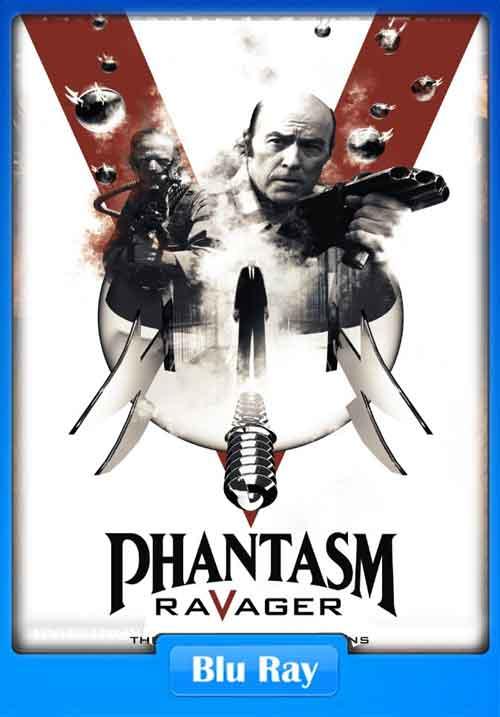 Phantasm.Ravager 2016 Poster