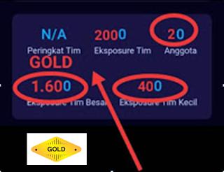 Syarat dan Keuntungan Peringkat Gold vTube