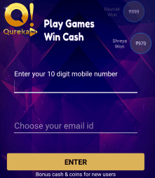 Qureka Pro App Review: Play Games and Win Paytm Cash - INFOSMUSH