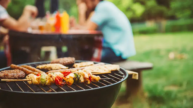 Is the barbecue harmful to your health?