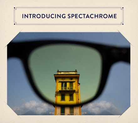Tens Sunglasses: The Spectachrome Filter | Eine Sonnenbrille mit Wes Anderson Farbfilter Look