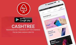 cashtree aplikasi penghasil pulsa gratis