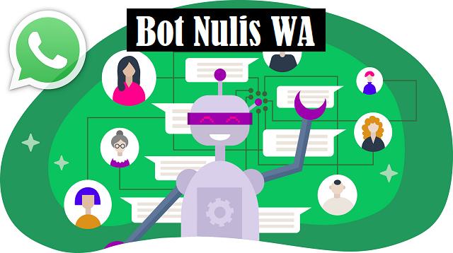 Bot Nulis WA