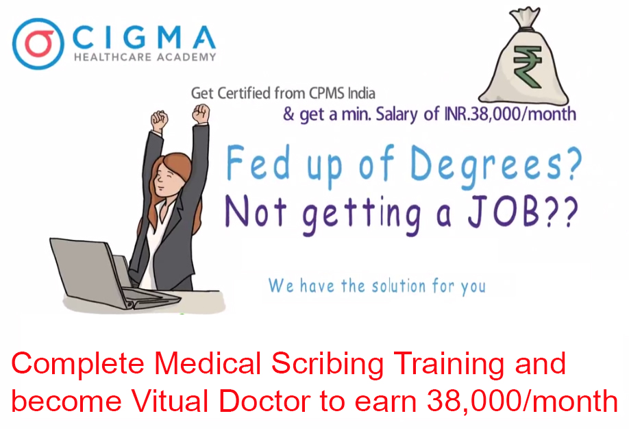Complete Medical Scribing Training With Stipend And Become A Virtual