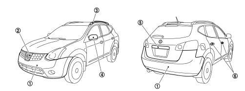 repair-manuals: Nissan Rouge 2007-09 Repair Manual