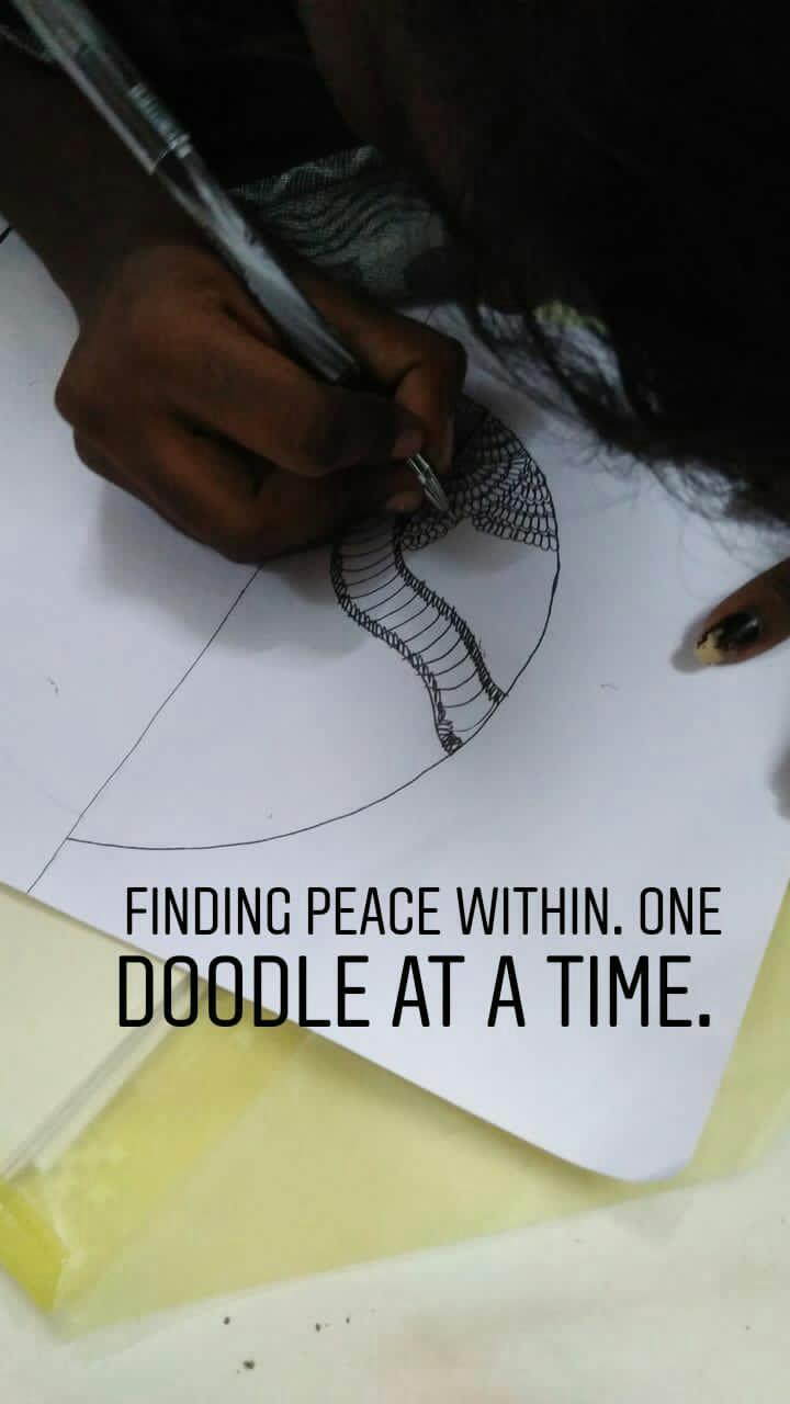 Doodle For Peace The Red Elephant Foundation