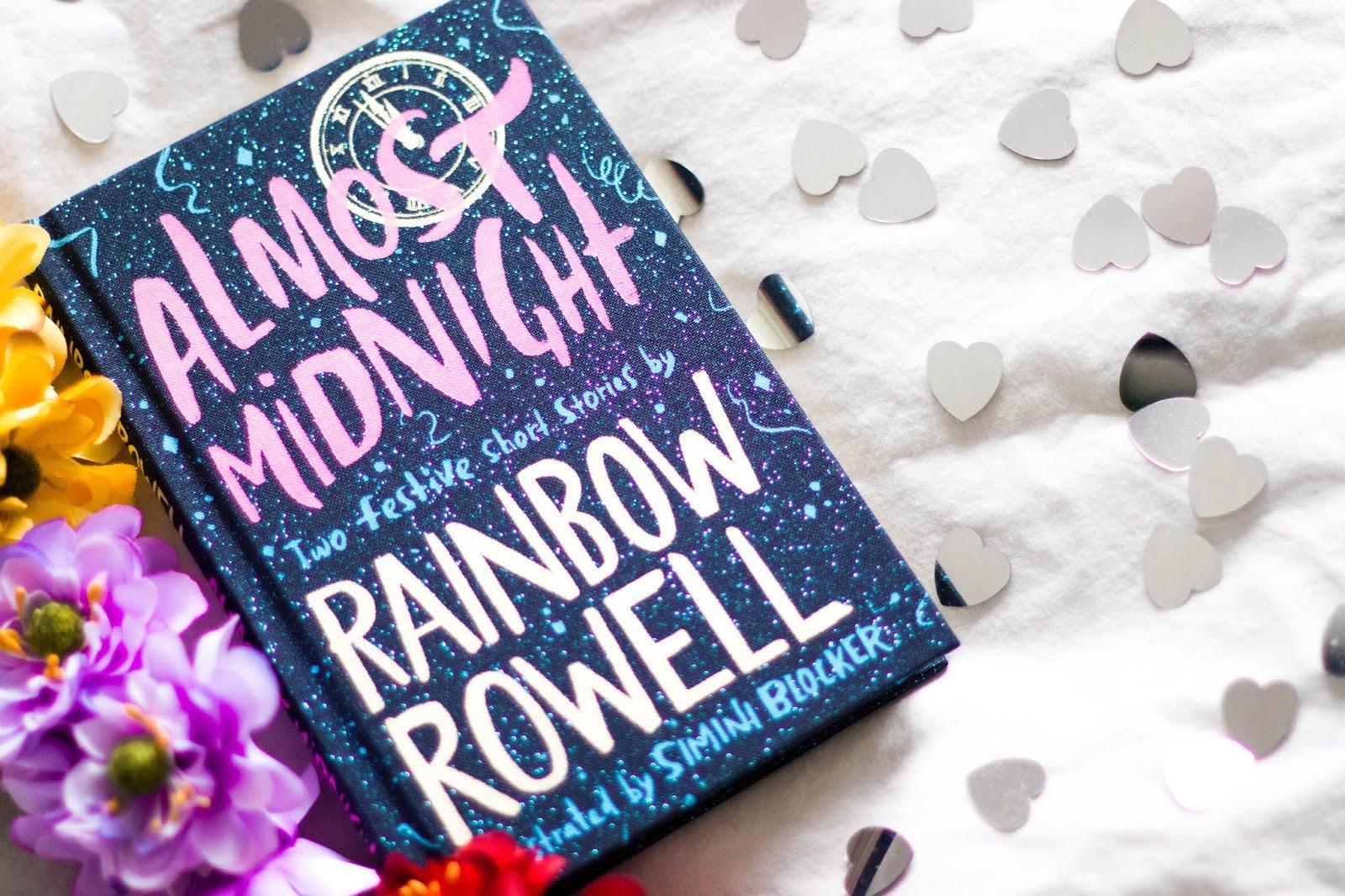 Livro Almost Midnight Rainbow Rowell Tudo Que Motiva