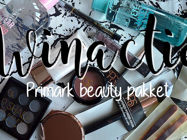 Primark Beauty pakket | WINACTIE - BLOGVERJAARDAG (AFGELOPEN)