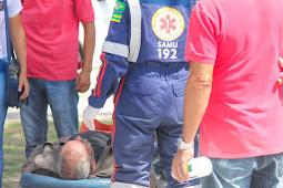 Samu registrou 364 atendimentos envolvendo acidentes motociclísticos em junho