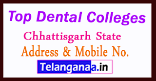 Top Dental Colleges in Chhattisgarh