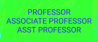 WANTED PROFESSORS | ASSOCIATE PROFESSORS | ASST PROFESSORS | LAB ASSISTANTS | INTERVIEW MARCH 9,10,11