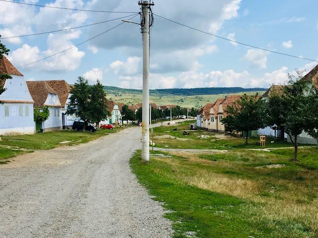 Viscri Village (Romania)