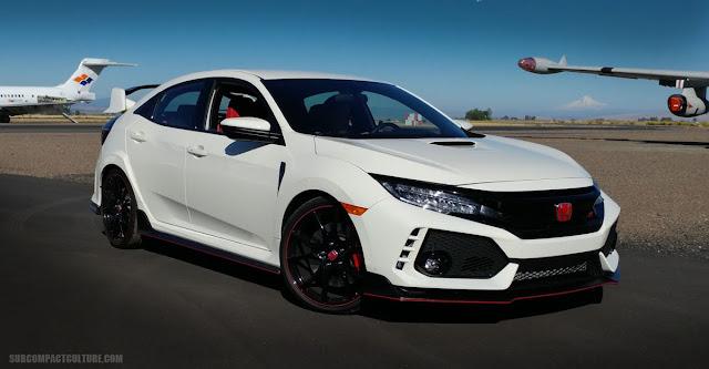 2017 Honda Civic Type R Touring - Subcompact Culture