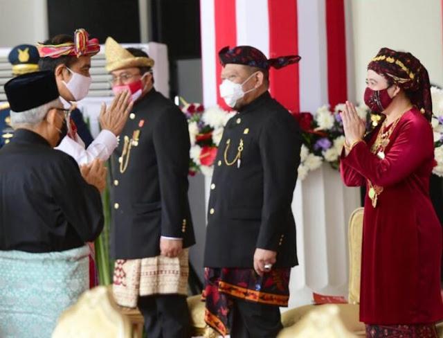 Jokowi vs Puan Maharani