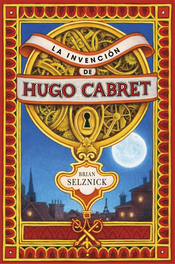 Críticas de libros: La invención de Hugo Cabret de Brian Selznick.