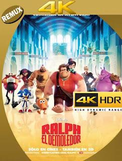 Ralph, El Demoledor (2012)4K REMUX 2160p UHD [HDR] Latino [GoogleDrive]