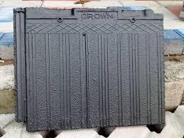 Genteng beton merupakan genteng berteknologi pembuatan kuno Spesifikasi Teknis Genteng Beton