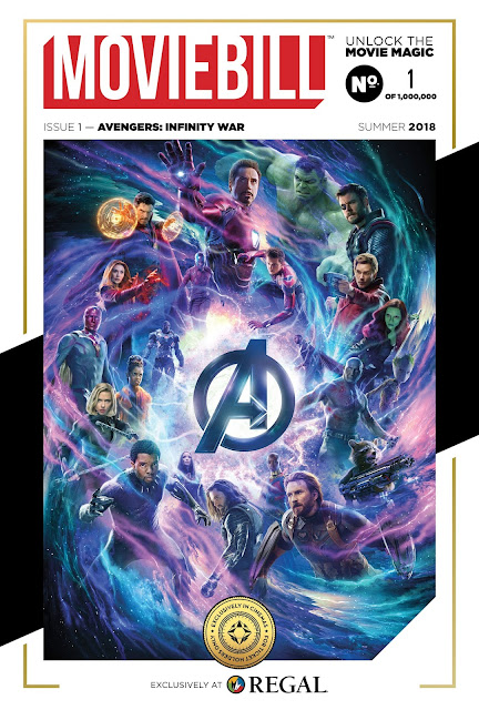 """Avengers: Infinity War"" - Moviebill Edition"