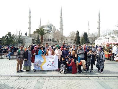 Menakjubkan! Ini Tempat Wisata di Turki yang Unik