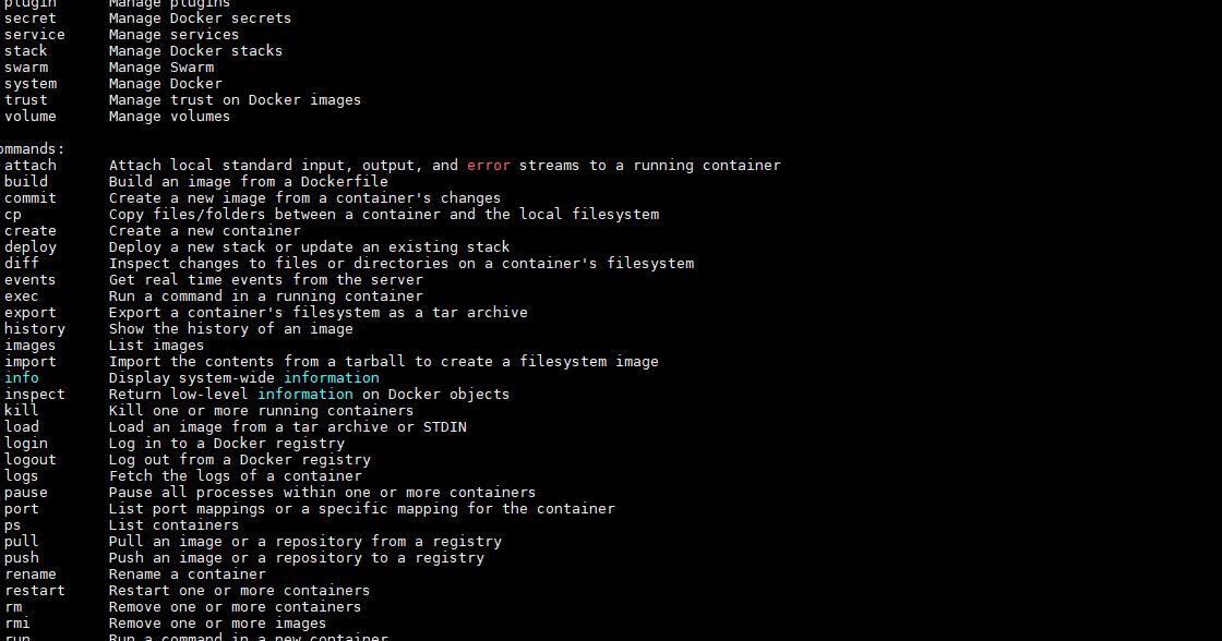 Creating a Docker Swarm Cluster