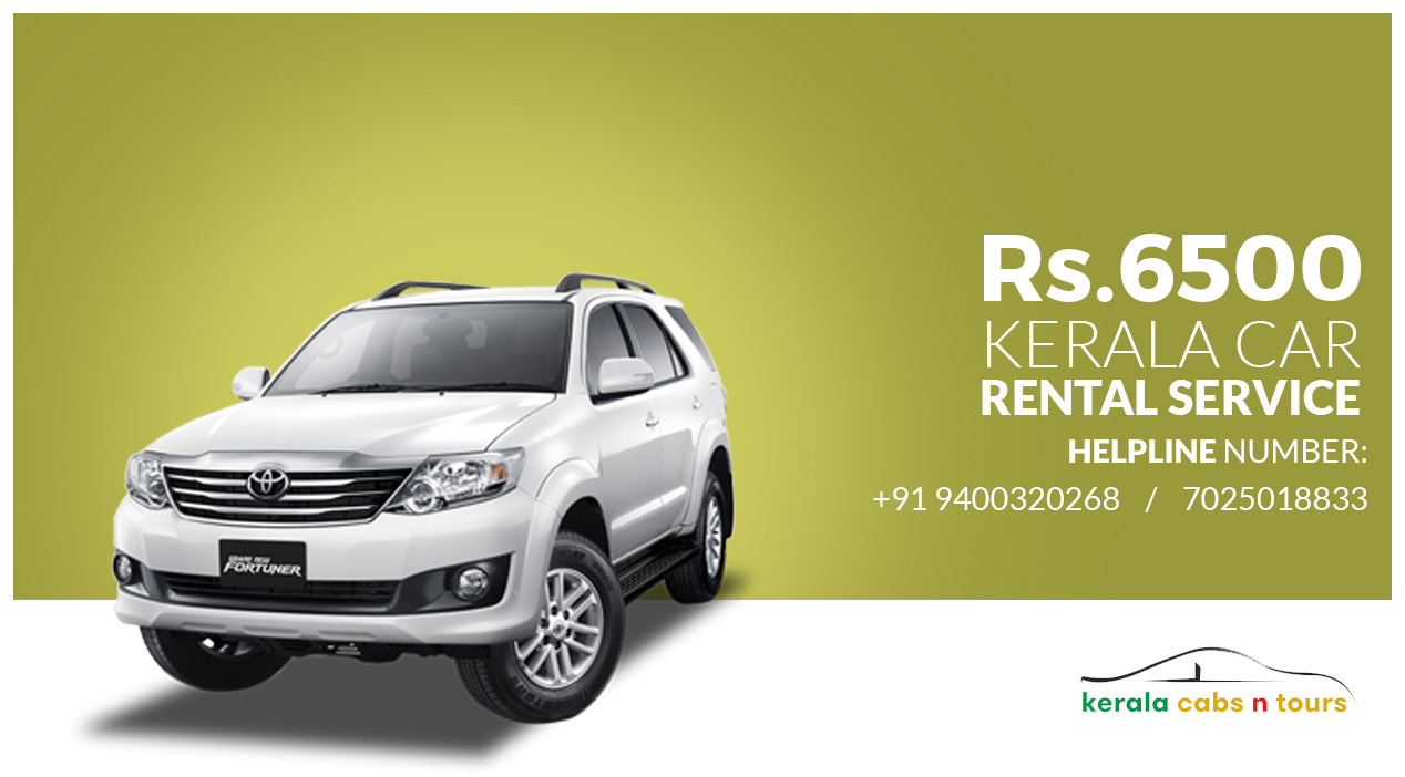 Best Car Rentals in Kerala