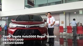 Informasi Promo Toyota Avanza di Bogor dan Sekitarnya