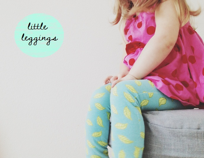 tutorial: little leggings