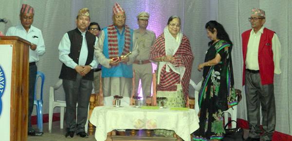 Gorkha Public Panchayat Kohima organises gratitude prog for Governor