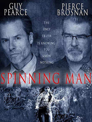 Spinning Man 2018 Full English Movie Download in 720p BluRay