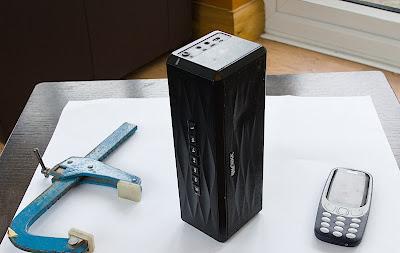 Sharkk Boombox Bluetooth