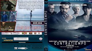 CARATULA CONTRATIEMPO - THE INVISIBLE GUEST 2016[COVER BLU-RAY]