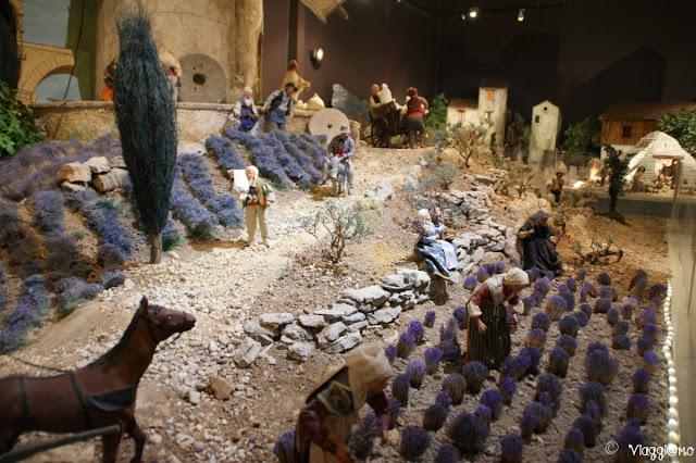 Le scene rappresentate a Le Paradou