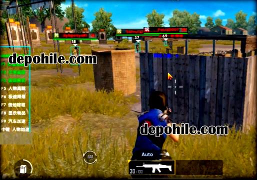 Pubg Mobile 0.17.0 MMP Menu Aim, Magic Bullet Hilesi Emulator